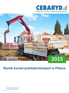 Raport Rynek żurawi przeładunkowychw Polsce 2015